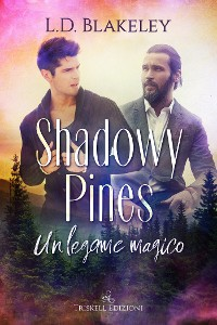 Cover Shadowy Pines