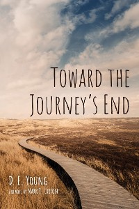 Cover Toward the Journey's End