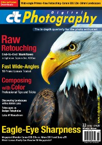 Cover c't Digital Photography Issue 22 (2016)