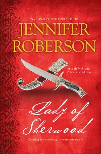 Cover Lady of Sherwood