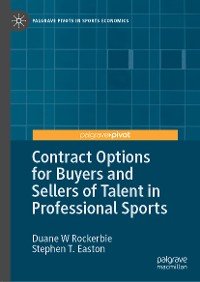 Cover Contract Options for Buyers and Sellers of Talent in Professional Sports