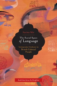 Cover The Social Space of Language