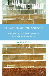 Cover Theatres of Immanence