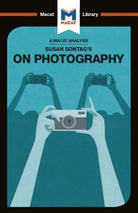 Cover Analysis of Susan Sontag's On Photography