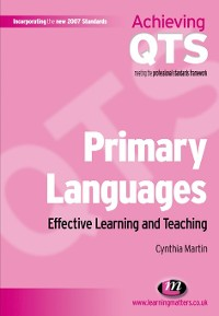 Cover Primary Languages: Effective Learning and Teaching