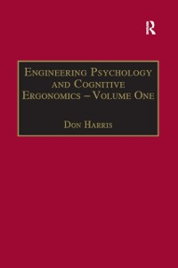 Cover Engineering Psychology and Cognitive Ergonomics