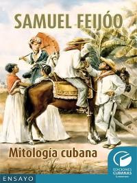 Cover Mitología cubana