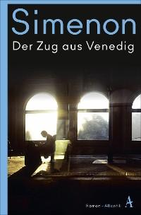 Cover Der Zug aus Venedig