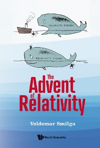 Cover Advent Of Relativity, The