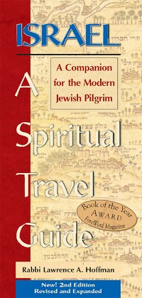 Cover Israel—A Spiritual Travel Guide (2nd Edition)