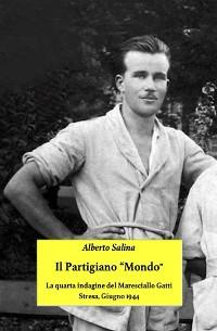 """Cover Il partigiano """"Mondo"""""""