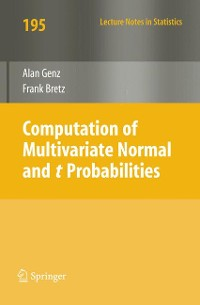 Cover Computation of Multivariate Normal and t Probabilities