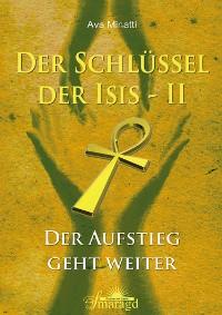 Cover Der Schlüssel der Isis 2
