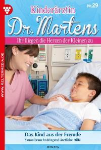 Cover Kinderärztin Dr. Martens 29 – Arztroman