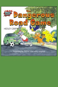 Cover Dangerous Road Game