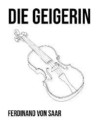 Cover Die Geigerin