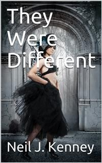 Cover They Were Different
