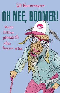 Cover Oh nee, Boomer!