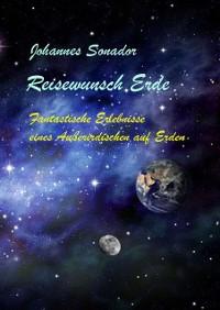 Cover Reisewunsch Erde