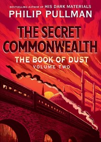 Cover Book of Dust: The Secret Commonwealth (Book of Dust, Volume 2)