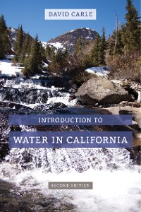 Cover Introduction to Water in California