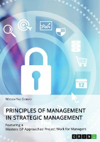 Cover Principles of Management in Strategic Management