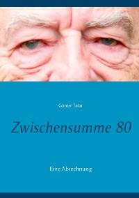 Cover Zwischensumme 80