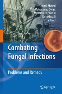 Cover Combating Fungal Infections