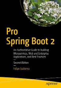 Cover Pro Spring Boot 2