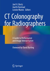 Cover CT Colonography for Radiographers
