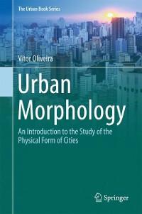 Cover Urban Morphology
