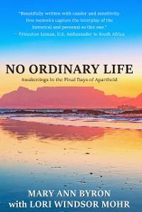 Cover No Ordinary Life