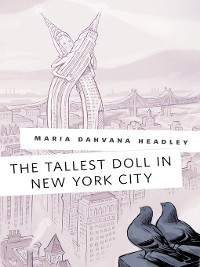 Cover The Tallest Doll in New York City
