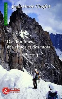 Cover Des hommes, des cimes et des mots