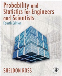 Cover Introduction to Probability and Statistics for Engineers and Scientists