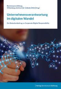 Cover Unternehmensverantwortung im digitalen Wandel