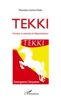 Cover Tekki principes et methodes du responsabilisme