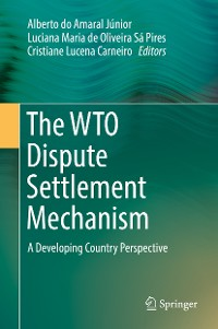 Cover The WTO Dispute Settlement Mechanism