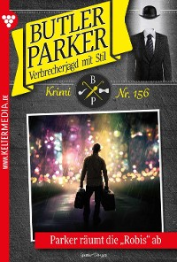Cover Butler Parker 156 – Kriminalroman