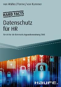 Cover Hard facts Datenschutz für HR