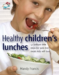 Cover Healthy children's lunches
