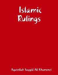 Cover Islamic Rulings