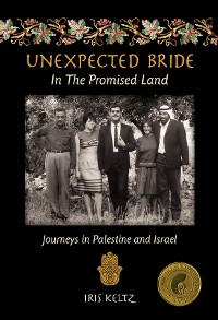 Cover Unexpected Bride in the Promised Land