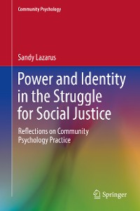 Cover Power and Identity in the Struggle for Social Justice