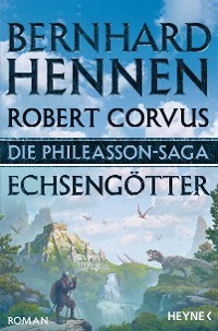 Cover Die Phileasson-Saga - Echsengötter