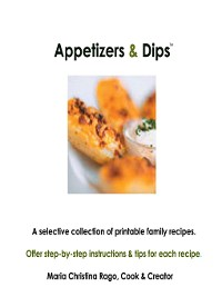 Cover Appetizers & Dips