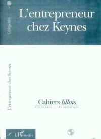 Cover L'ENTREPRENEUR CHEZ KEYNES