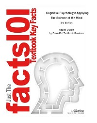 Cover Cognitive Psychology, Applying The Science of the Mind