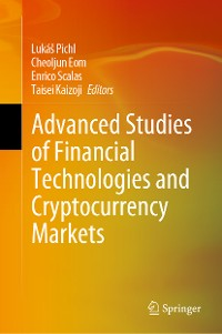 Cover Advanced Studies of Financial Technologies and Cryptocurrency Markets