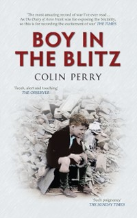 Cover Boy in the Blitz